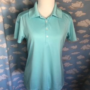 Callaway women's golf shirt light blue Size Med